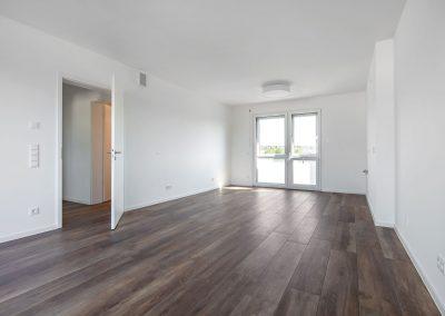 Fliesenverlegung Wohnzimmer
